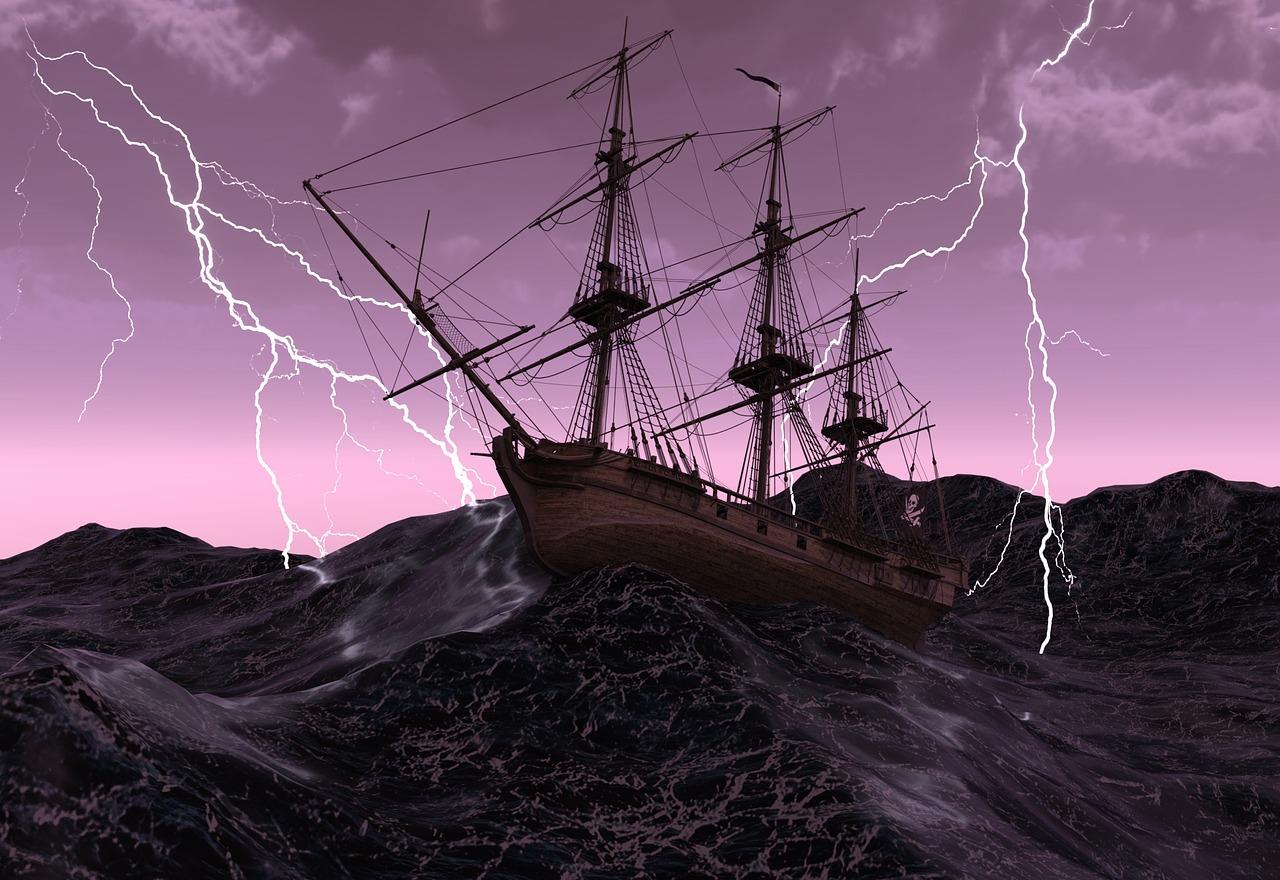 Traverser La Tempete Et En Ressortir Grandie Devenir Capitaine De Son Navire