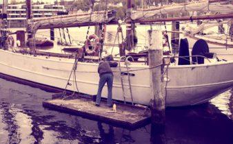 nettoyage de coque bateau